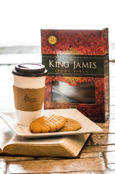 Coffee, Cookies and Bible